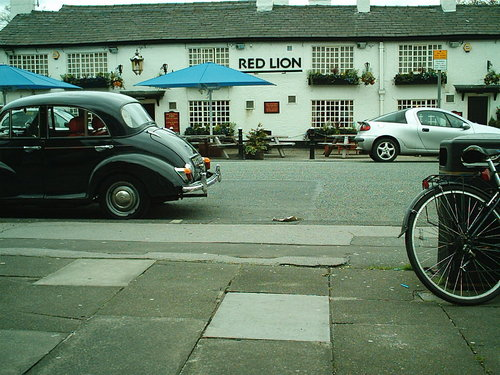 The Red Lion, Withington