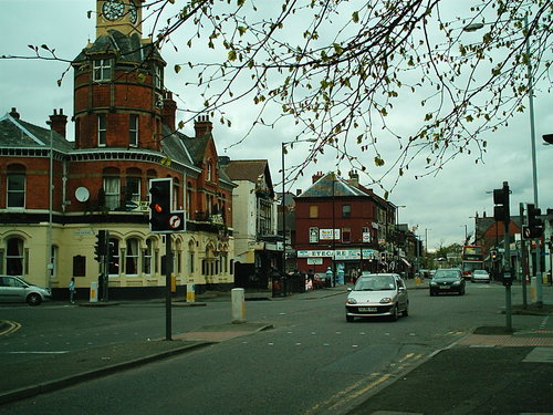 The Old Withington Ale House